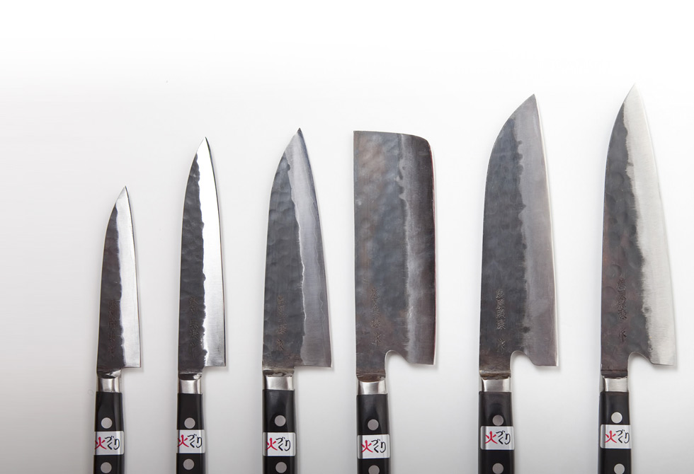 Fujiwara San Denka no Hoto Knives