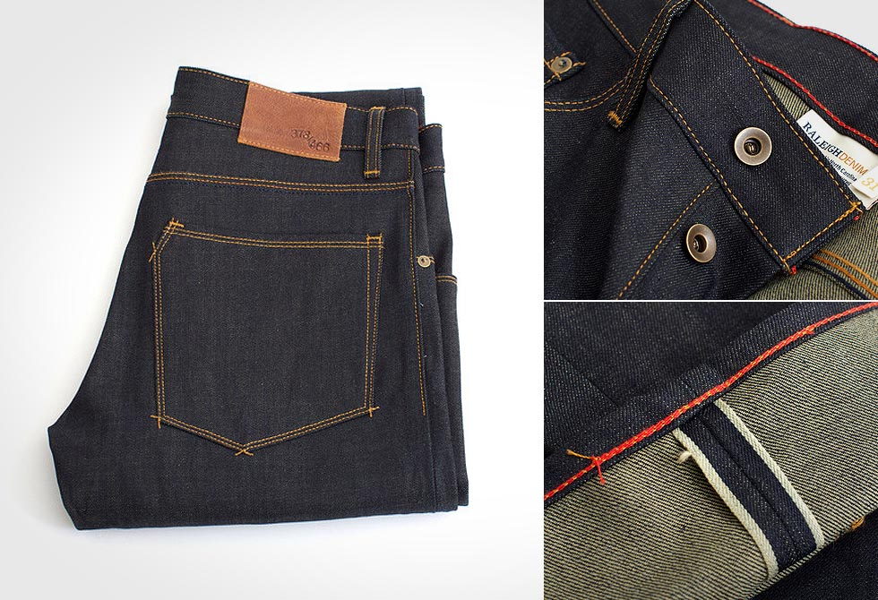 Raleigh Denim Original Jeans