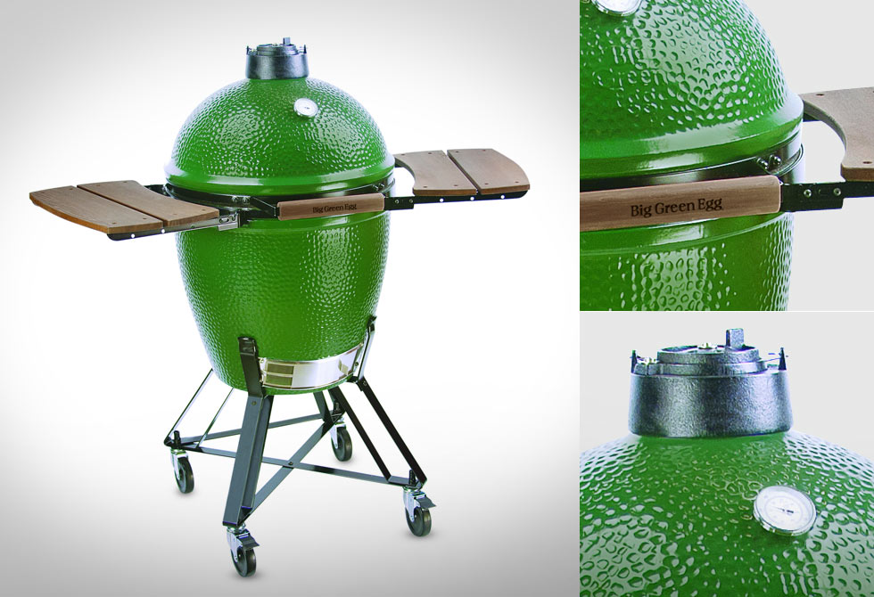 Big Green Egg Barbeque