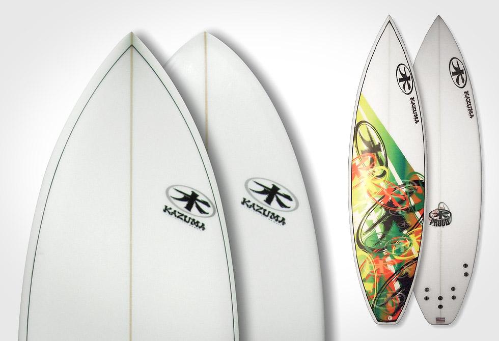 Kazuma Surf Boards