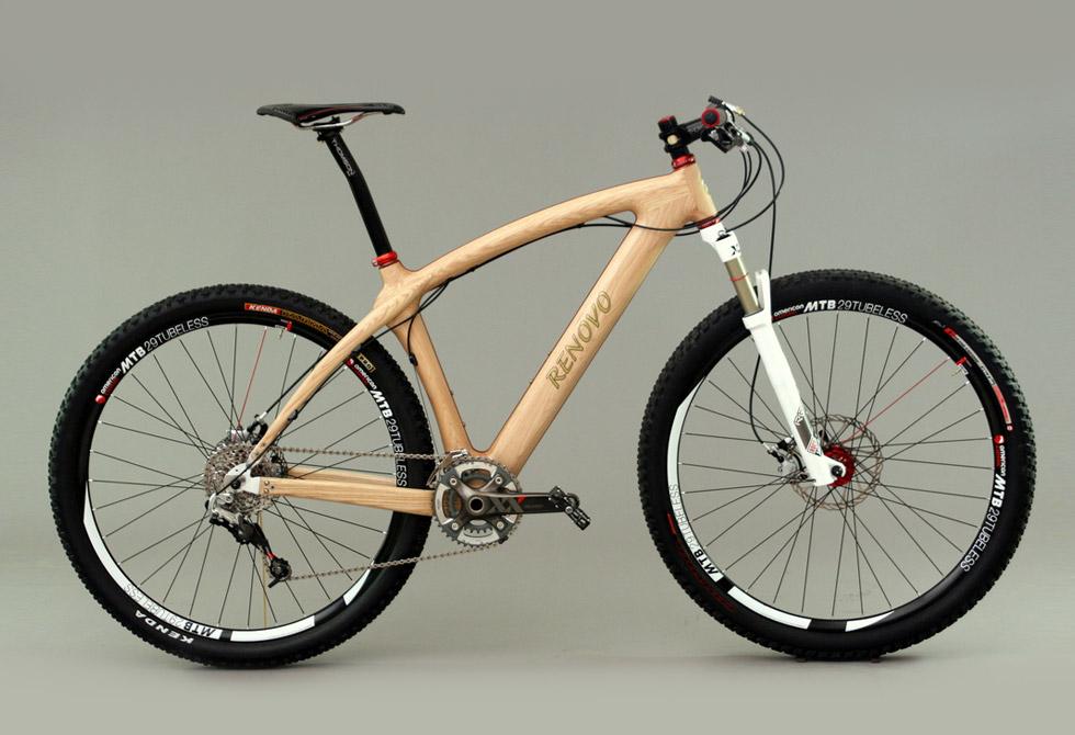 Renovo Badash 29r Wood MTB