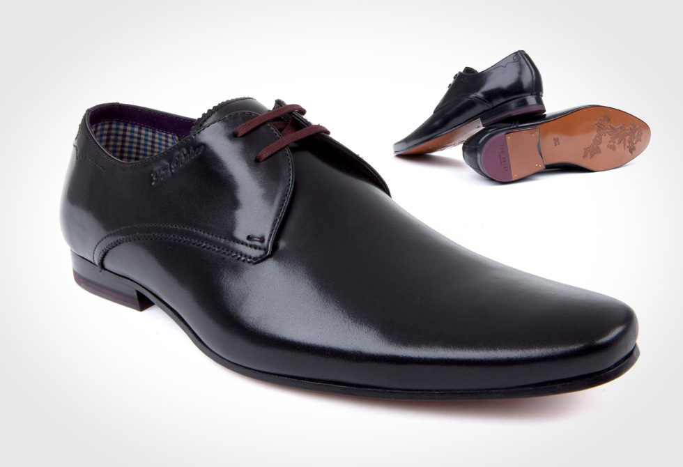 Ted Baker Hake3 - Leather Derby Shoe