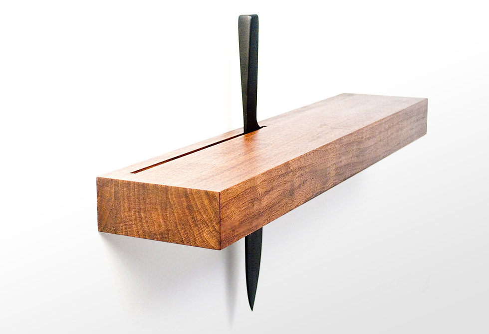 Box: Knife Shelf