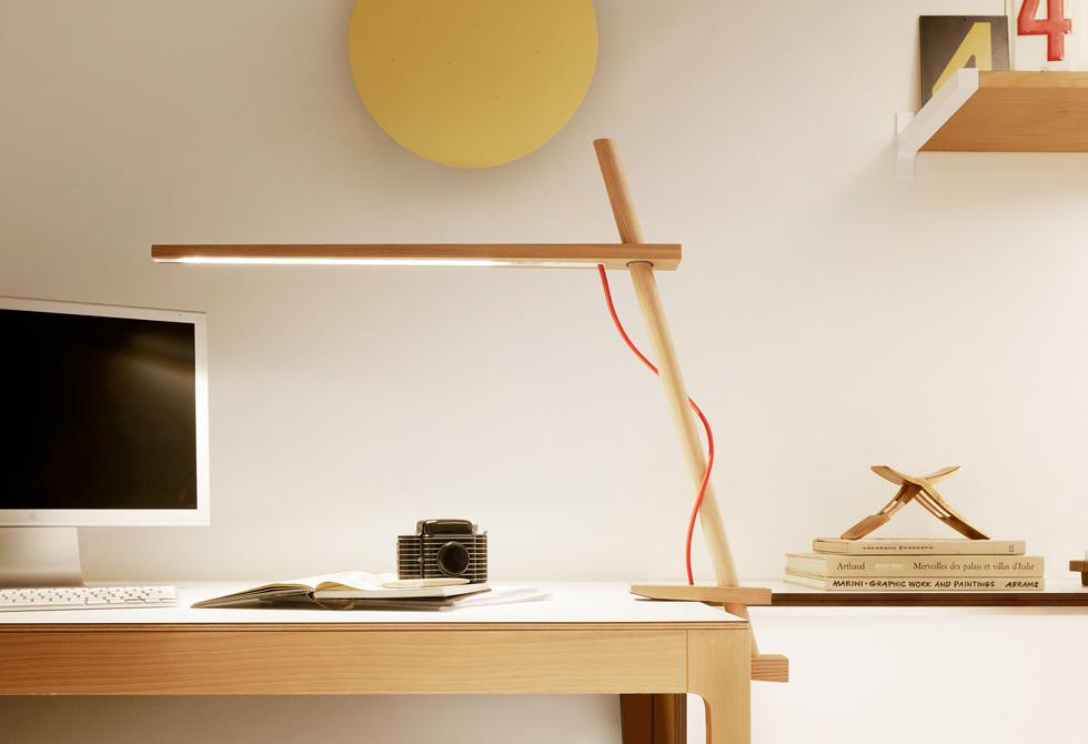 Clamp Lamp By Dana Cannam