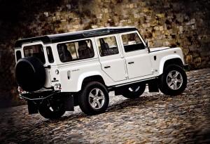 <b>Land Rover Himalaya Edition</b>