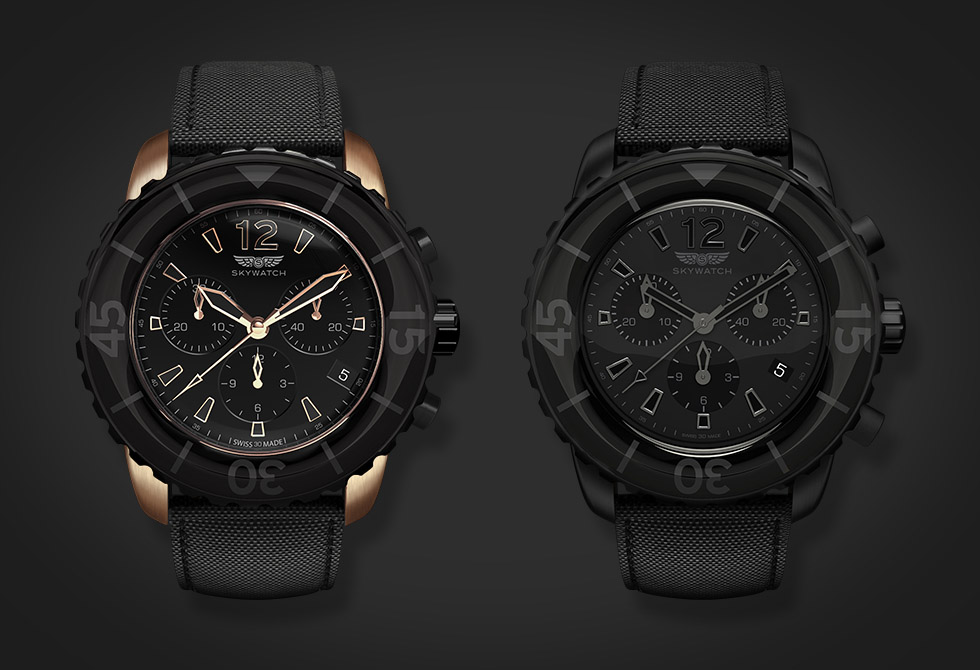 Skywatch Chronographs watch