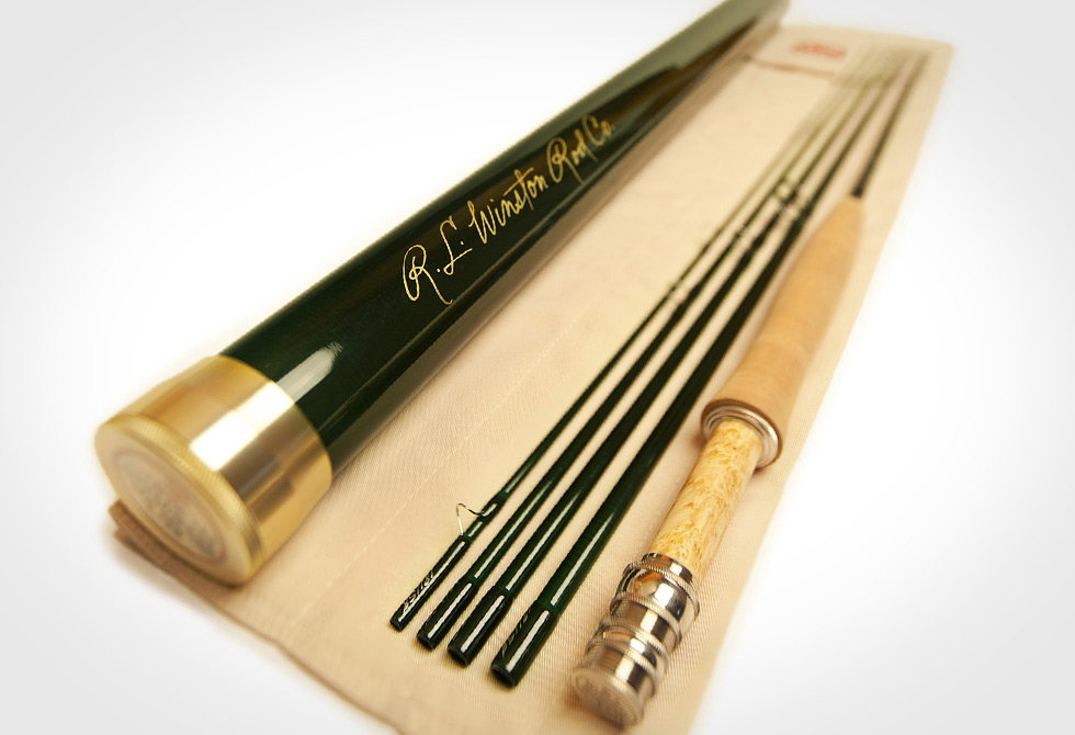 Winston Boron IIIx - Five Piece Rod