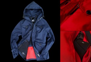 <b>AW12 Mac Station Jacket by Denham</b>