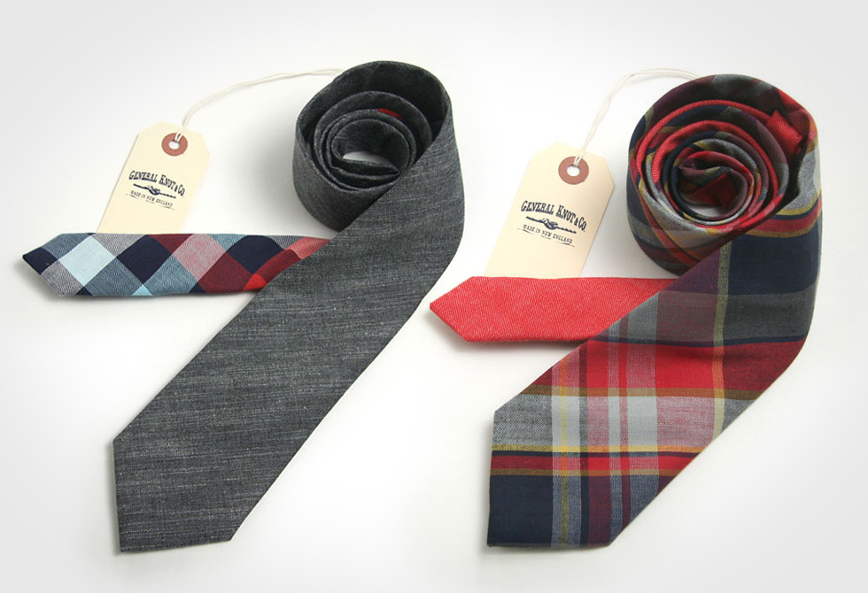 General Knot & C. Vintage Necktie Collection