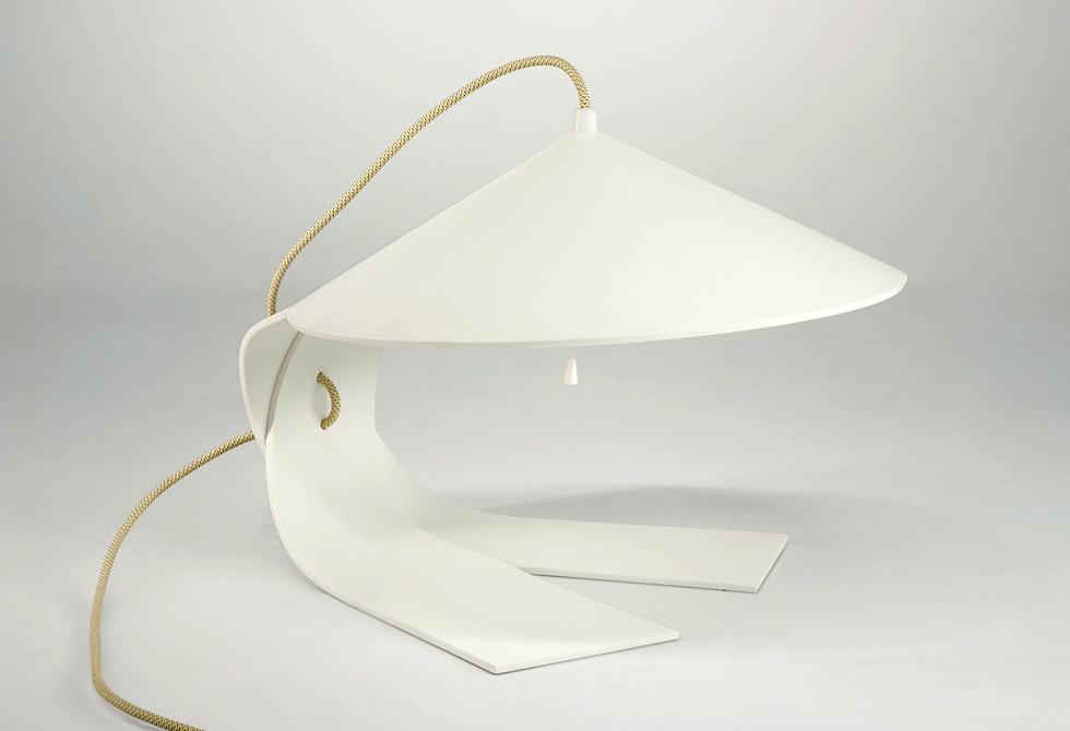 Hanoi Lamp by Federico Churba