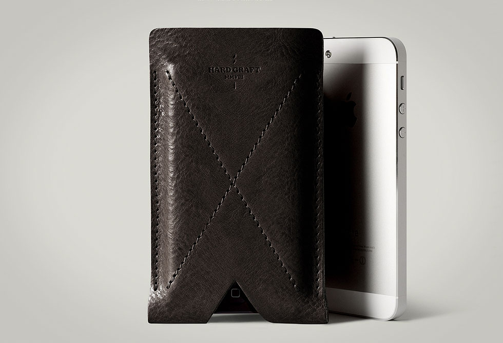 Hard Graft iPhone 5 Card Case