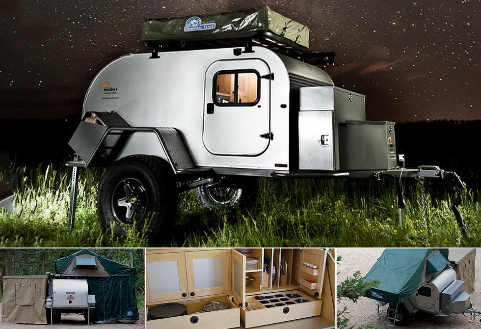 Moby1 XTR Off-Road Camper