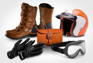 <b>Retro Revival Gear for the Cafe Motorcycle Enthusiast</b>