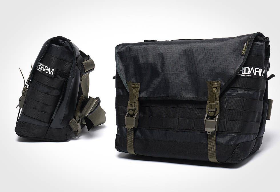 Acronym 3A8TS Messenger Bag