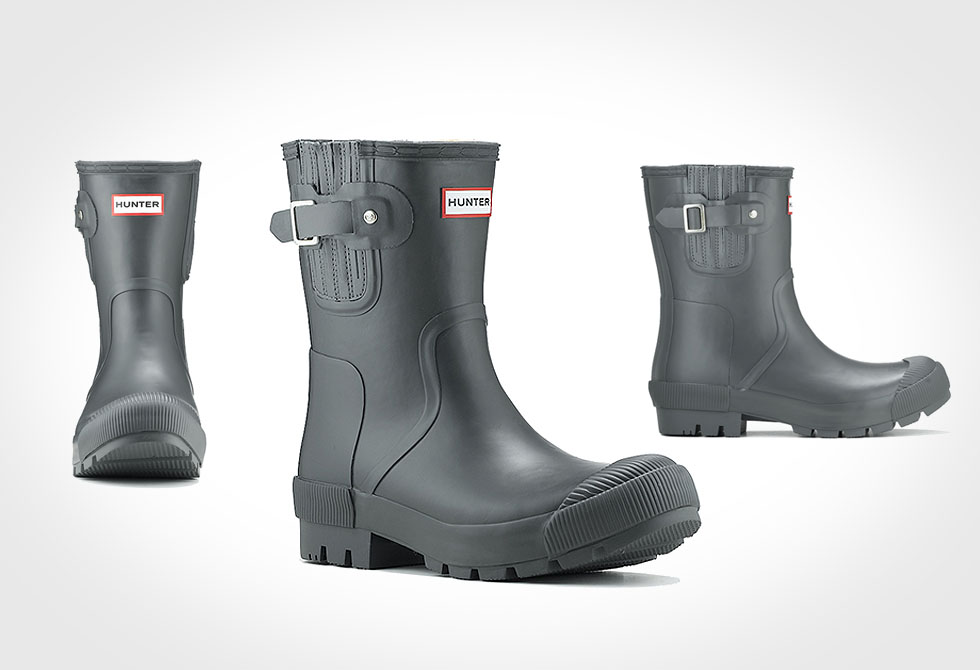 Hunter Bennie Rubber Boots