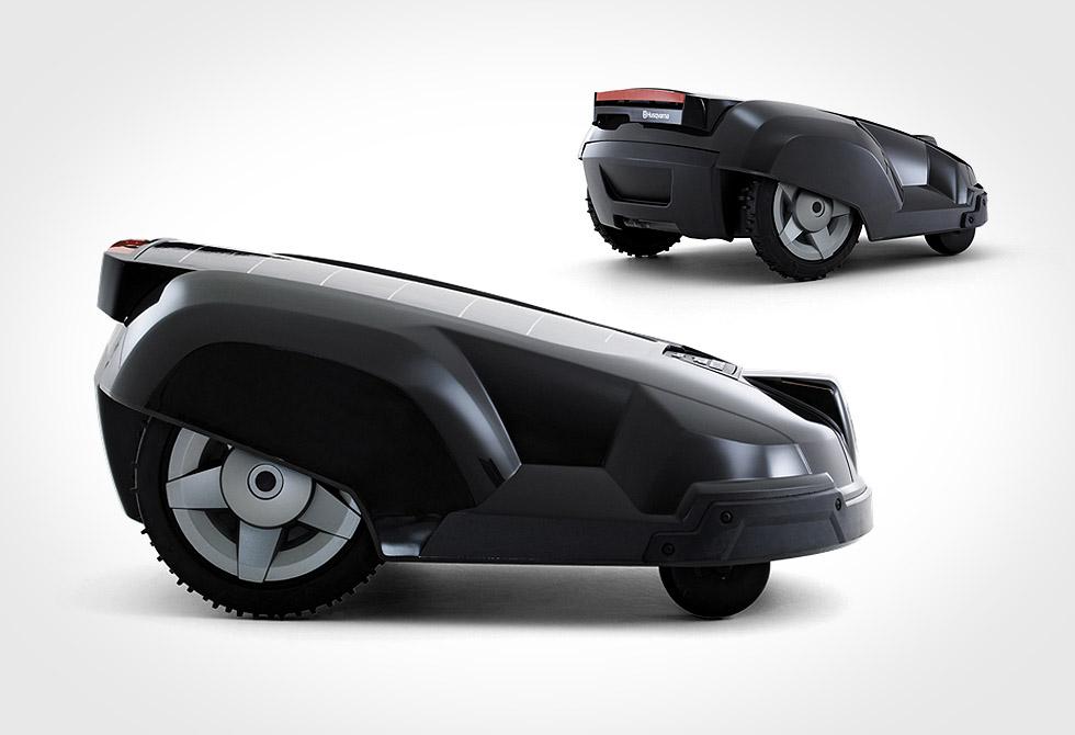 Husqvarna Robotic Solar Mower