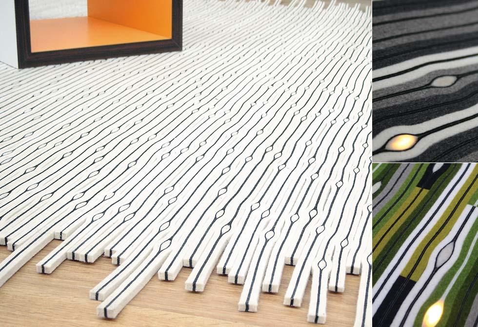 Cell LED Carpet
