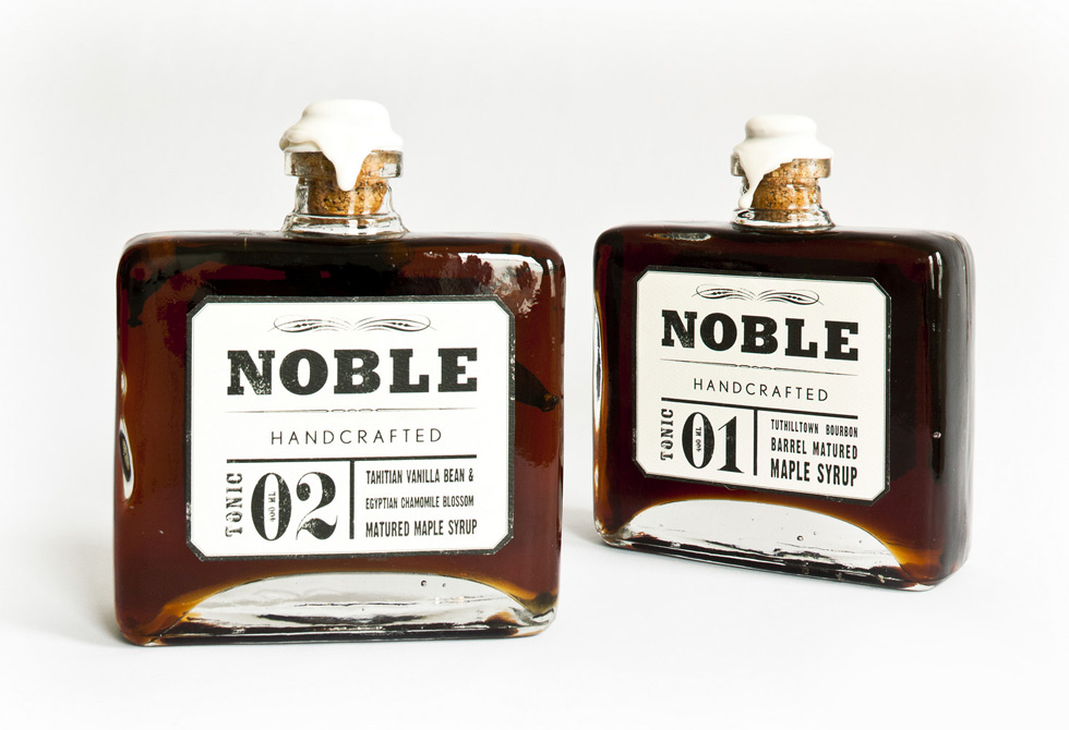 Noble Tonic Maple Syrup