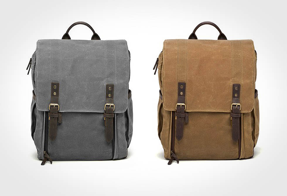 ONA The Camps Bay Camera and Laptop backpack