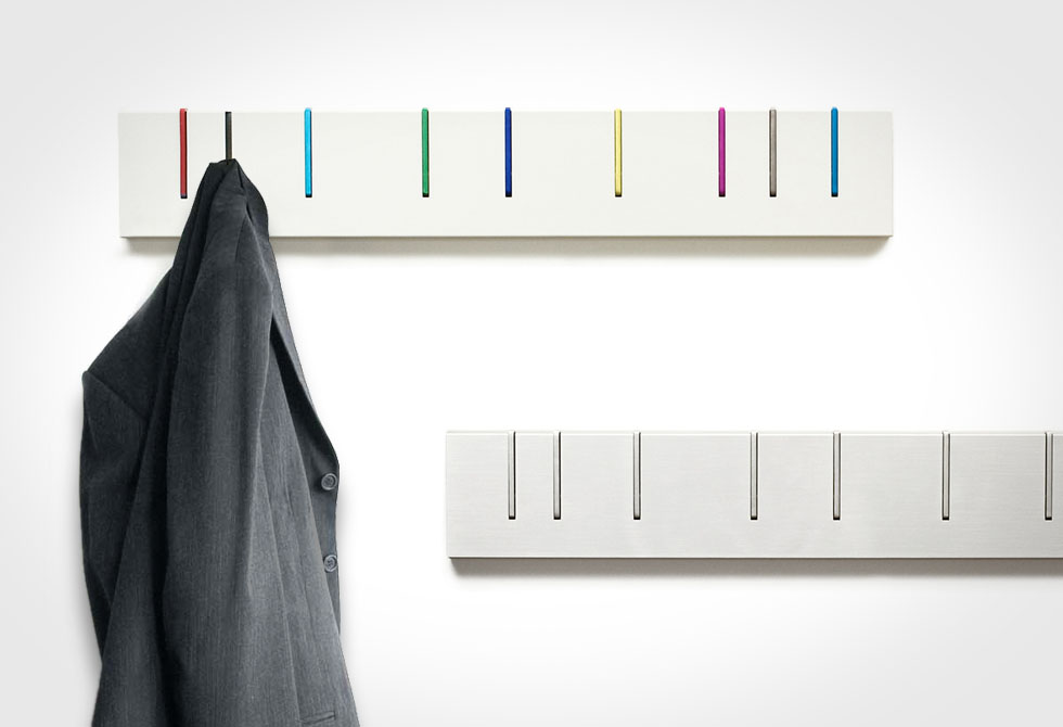 Symbol Coat Rack by DESU DESIGN