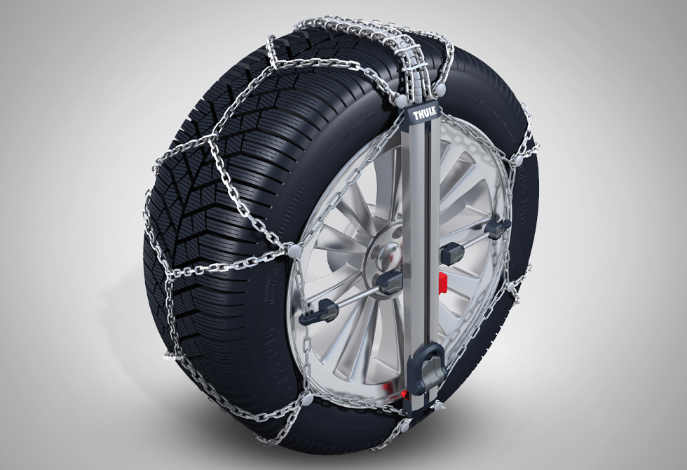 Thule Easy-fit Snow Chains