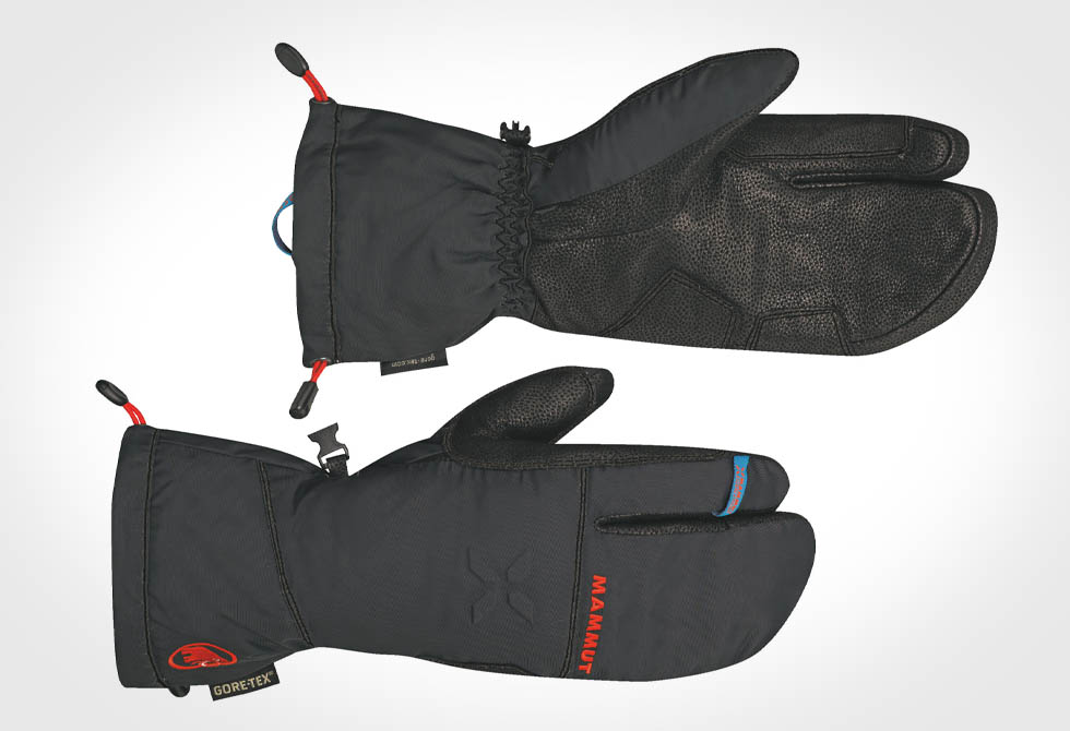 Mammut Eigerjoch three finger gloves