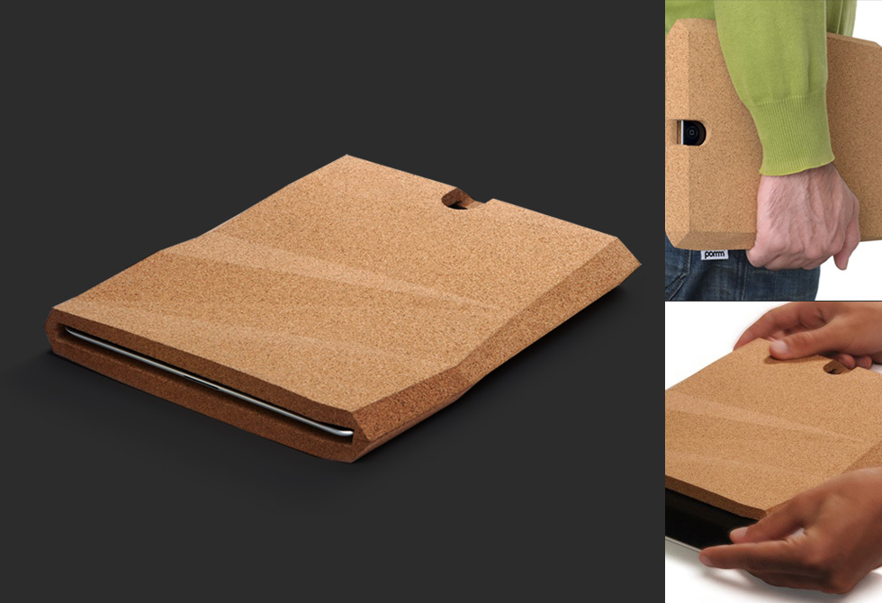 POMM iPad Case