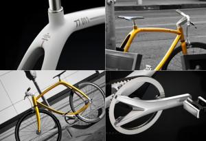 7711 Metropolitan Bike by Rizoma