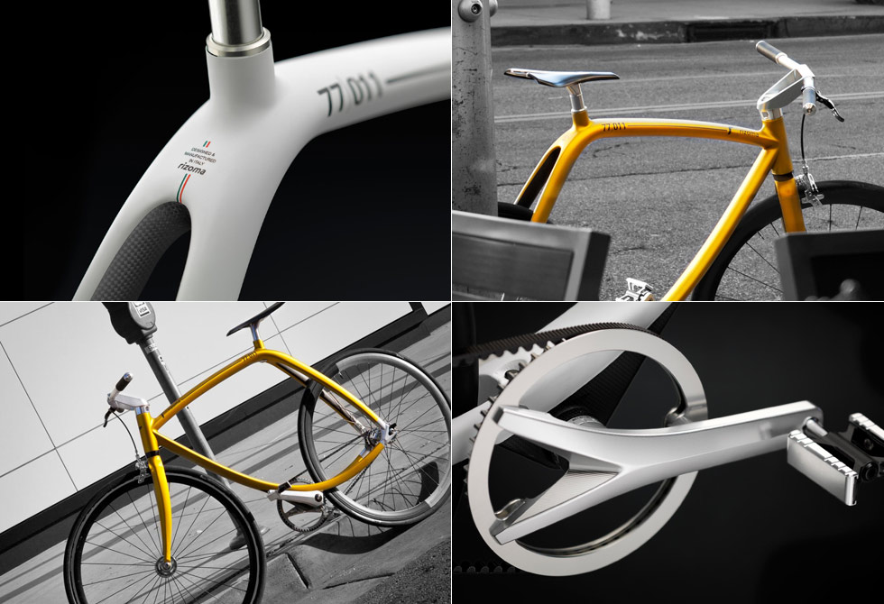 7711 Metropolitan Bike by Rizoma