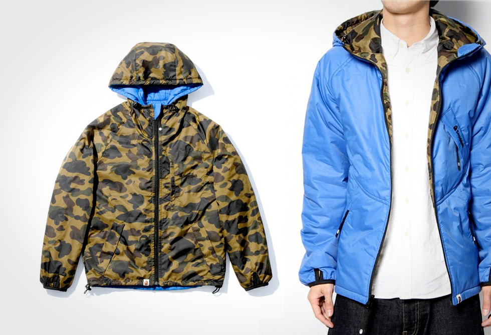 Snugpak Snorkel Jacket by Mr Bathing Ape