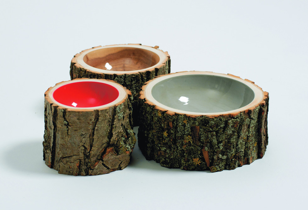 Log Bowl by LoyalLoop
