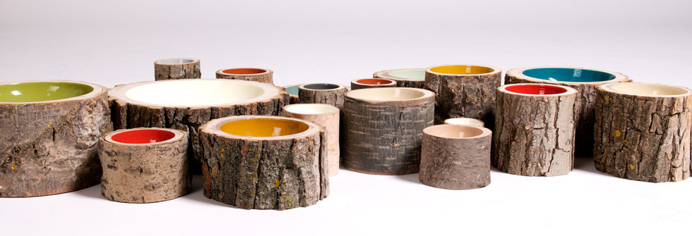 Log Bowl by Loyalloot