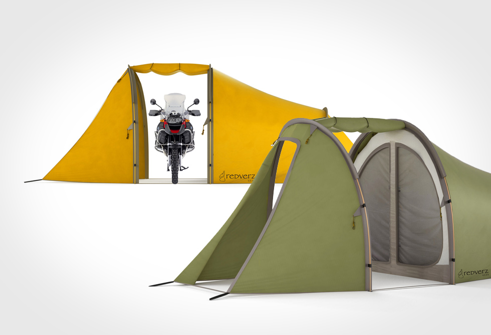 Expedition Tent by Redverz