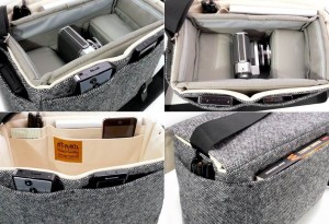 Stash Camera Bag Detail