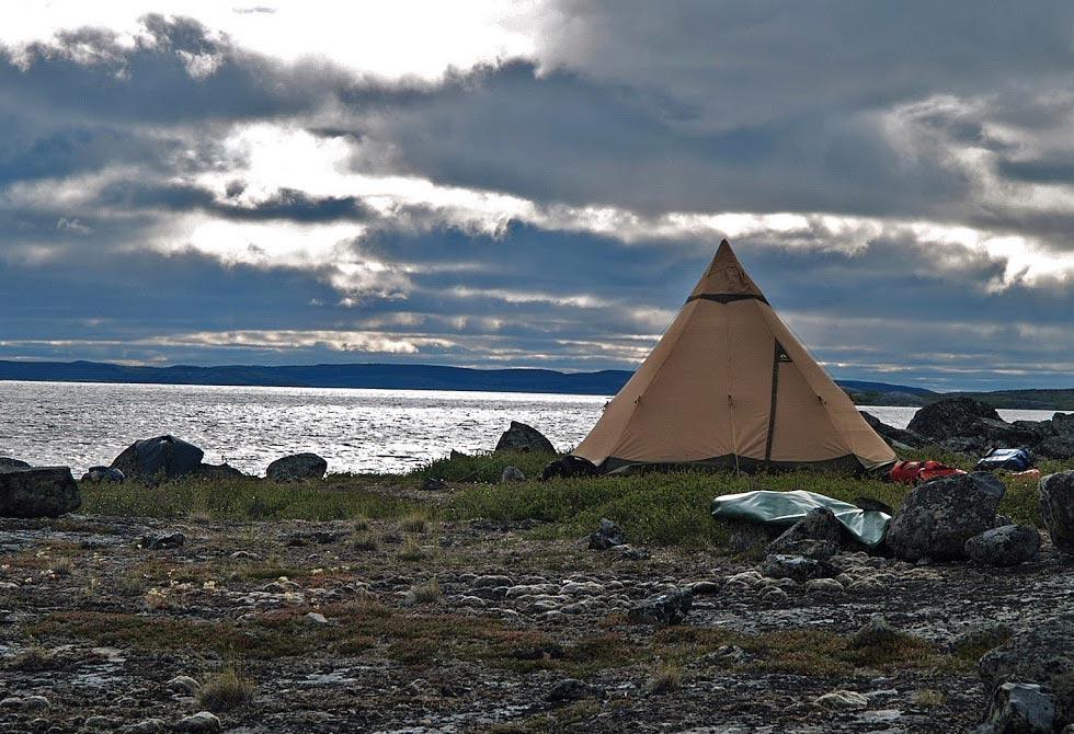 Saphir Adventure Nordic Tipi by Tentipi