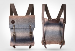 Wool Scout Pack | DULUTH x WOOLRICH® limited edition