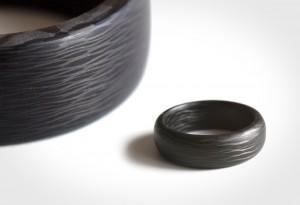 <b>Carbon Fiber Ring</b>