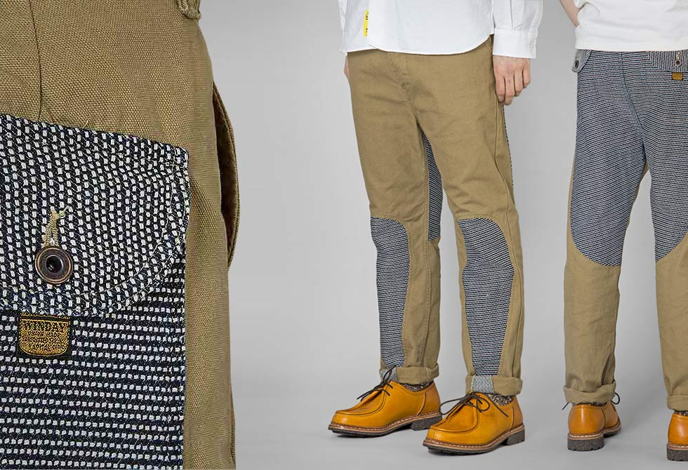Kapital Canvas Craftsman Pants
