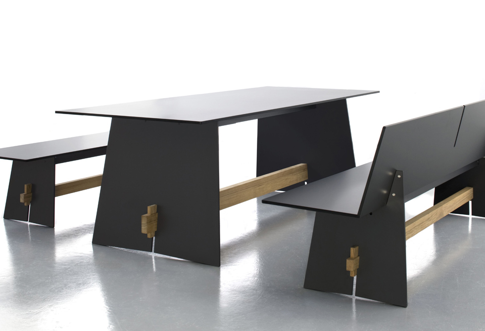 Tension Table & Bench
