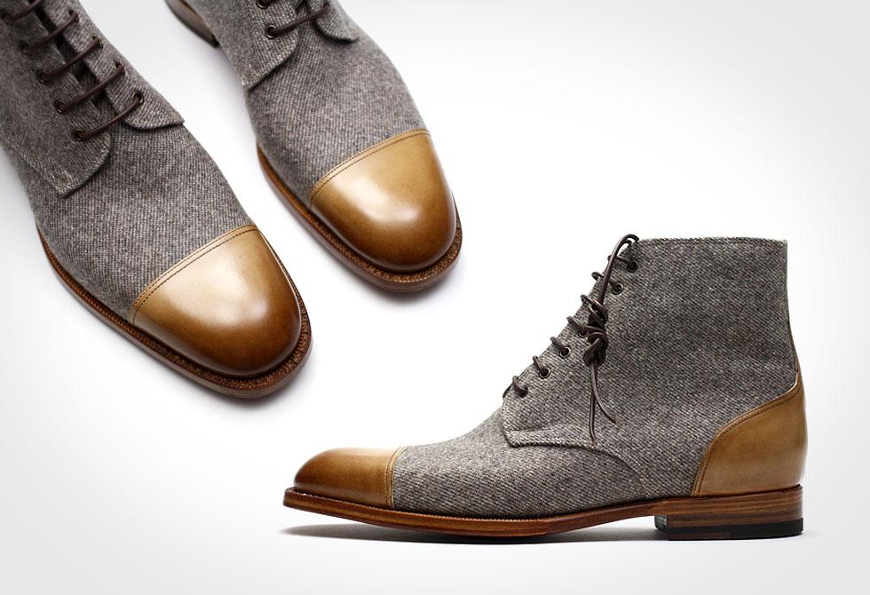 Zerozeroone sohi derby boots