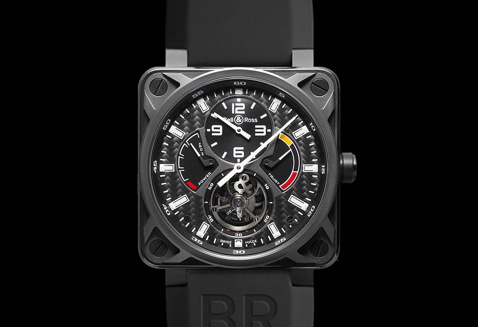 Bell and Ross Tourbillon watch