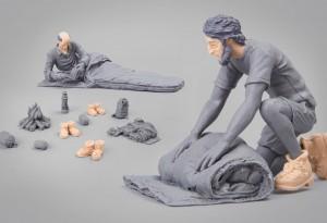 <b>Mountain Men Figurines</b>