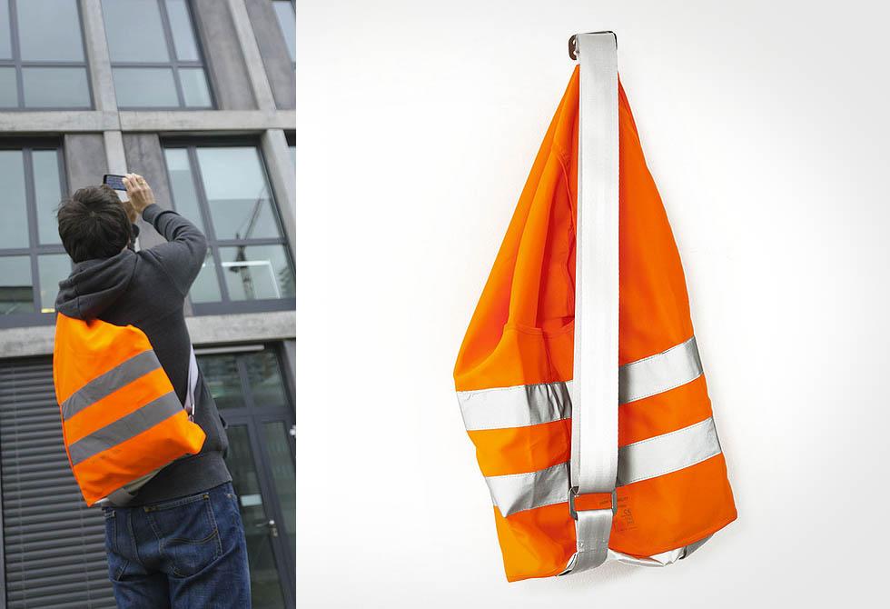 Sputnik Jetpack commuter bag