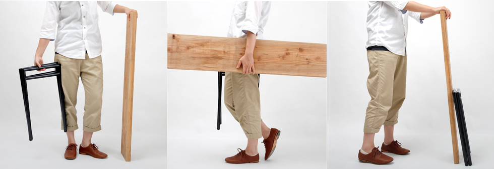 Work Bench Leg1