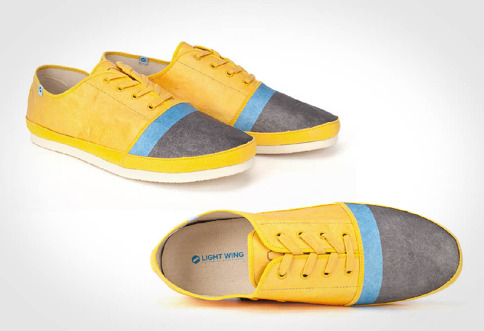 Light Wing Tyvek Shoes