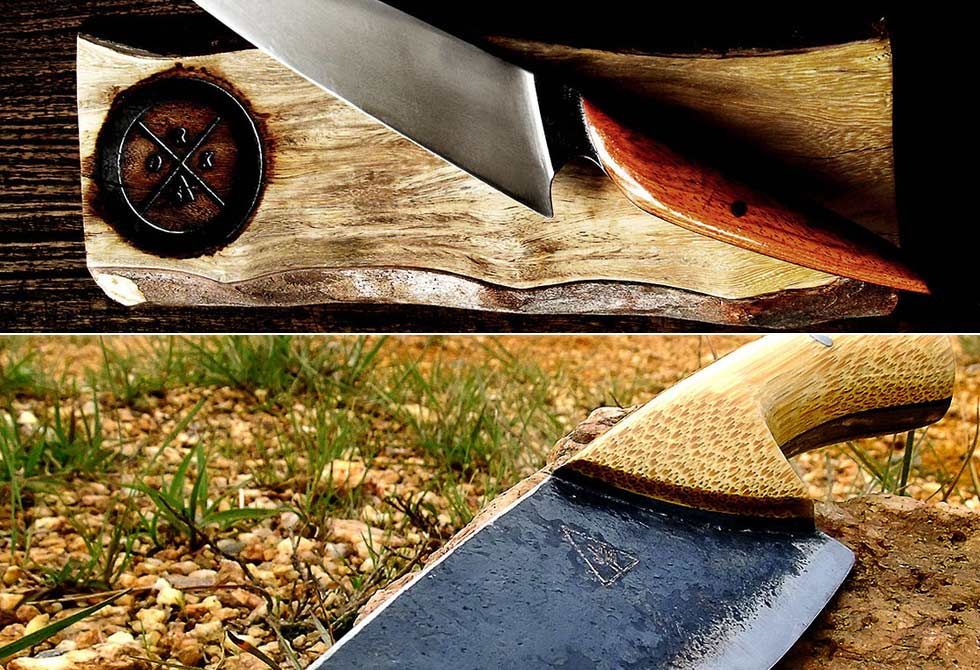 Linha WIld Knives by ORK