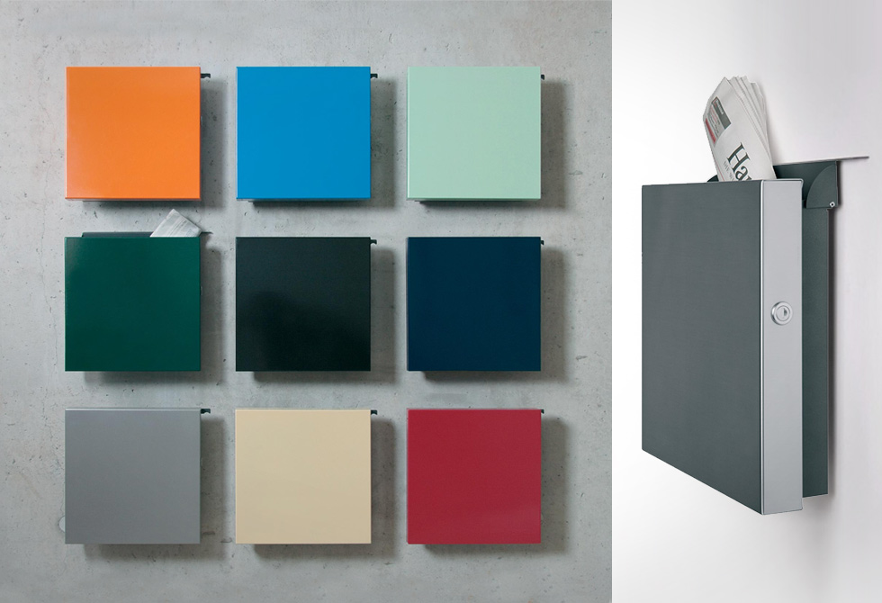 Square Letterbox