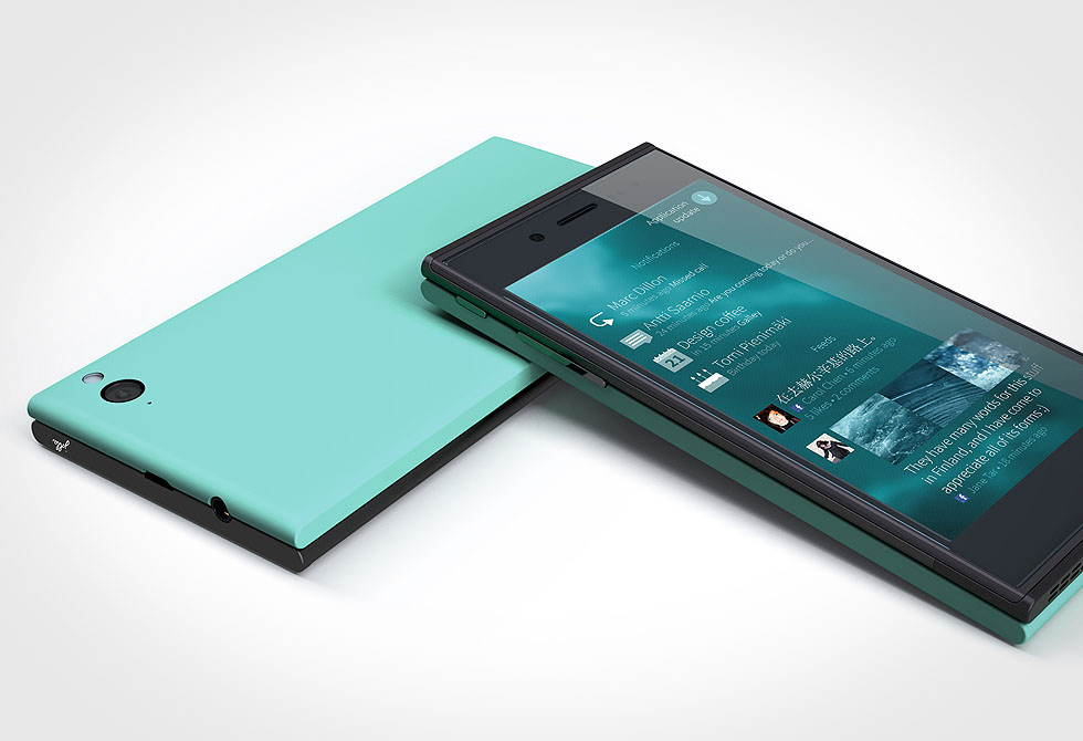 Jolla Smartphone and Sailfish OS