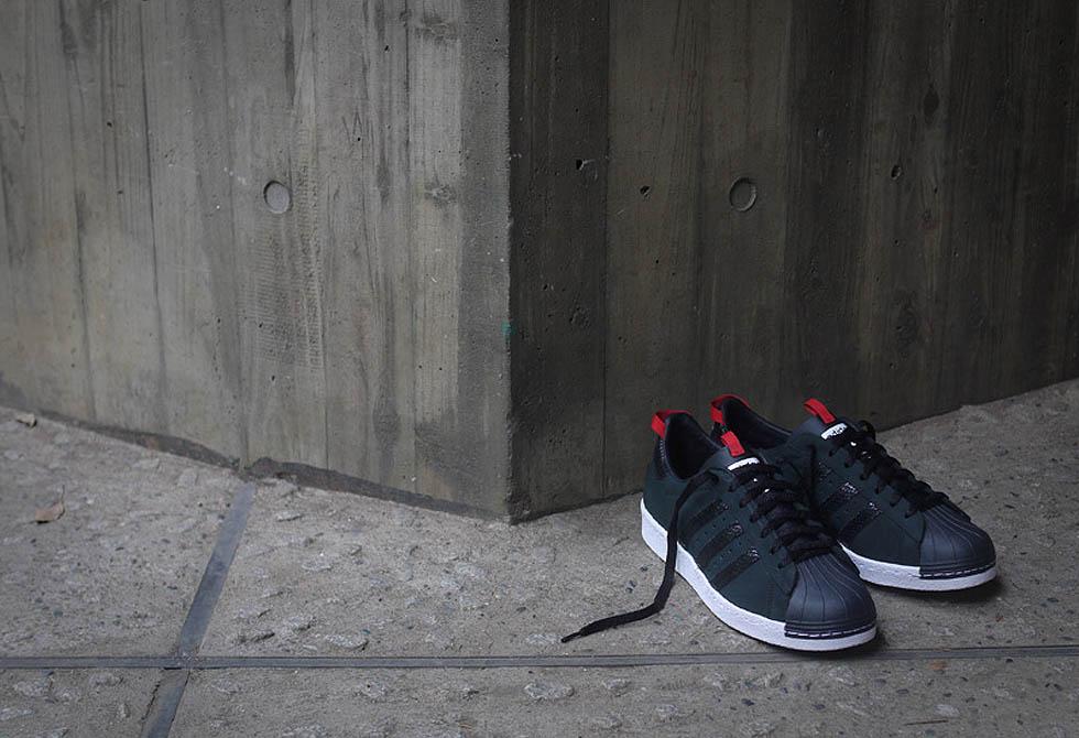 Mita x Adidas Originals Superstar 80s Sneakers - lumberjac.com