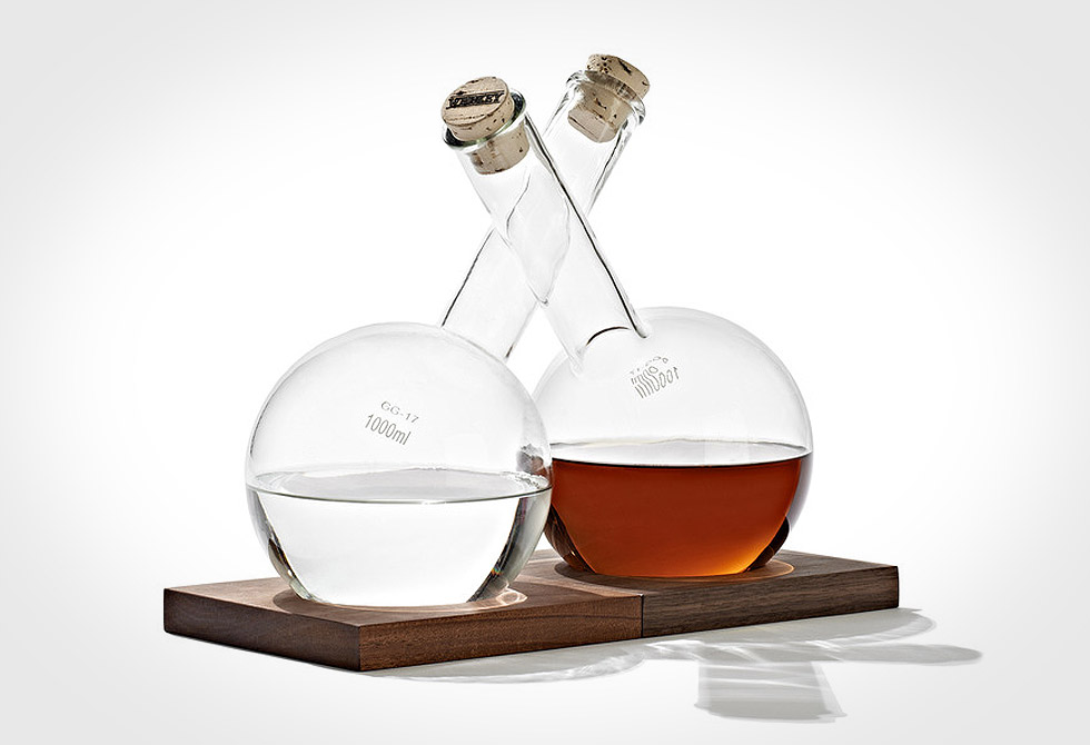 Pick Your Poison Decanter - lumberjac.com